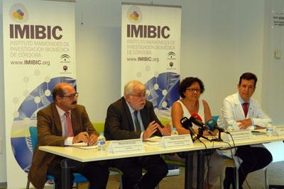 Manuel García, Rafael Solana, María Teresa Roldán y Justo P. Castaño