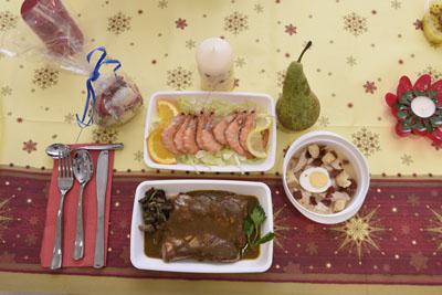 Menu de Nochevieja