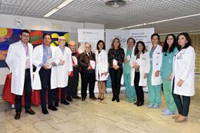 El Hospital Reina Sofía y ACPA conmemoran el día del paciente anticoagulado