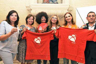 La cantante La Negra muestra su apoyo a la campaña de promoción de la donación de órganos