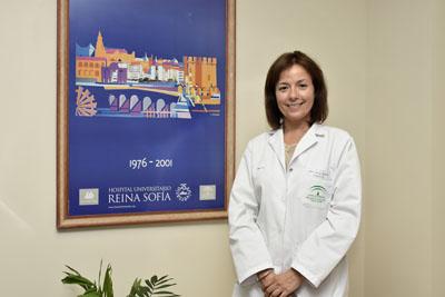 Valle García, nueva directora gerente Hospital Reina Sofía