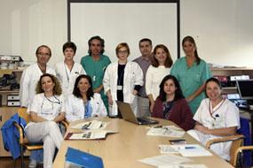 Intengrantes de la Comisión de Úlceras Por Presión (UPP) y Heridas