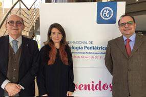 Inauguracion XI Curso Internacional dermatologia pediatrica