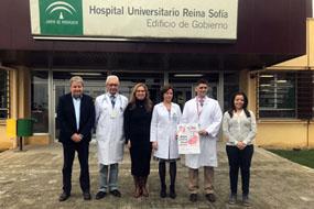 Autoridades, profesionales y pacientes conmemoran el Día Mundial del Riñón recordando la importancia de la prevención