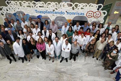 La exposición Trasplantando Sonrisas abre la XVI Semana del Donante