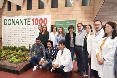 Autoridades, profesionales, famosos y pacientes unidos por la donación de órganos y tejidos