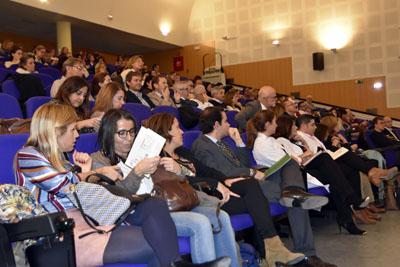 Unos 200 profesionales de Andalucía participan en el encuentro