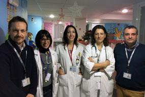 Elena Mateos coordina el ensayo de investigación en hepatoblastoma