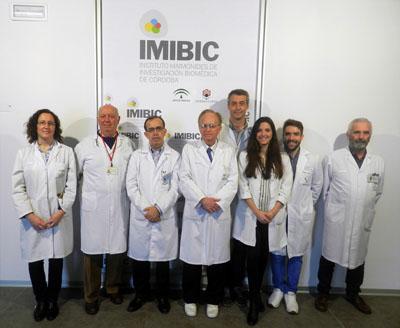 Profesionales que integran el grupo deicrobiología Clínica y Molecular