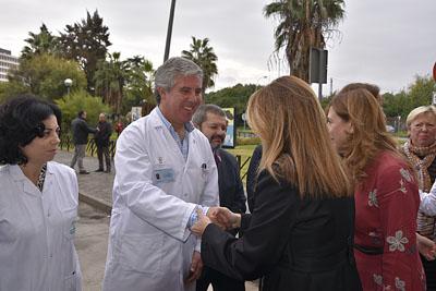 El encuentro andaluz reunió a profesionales y pacientes de toda Andalucia