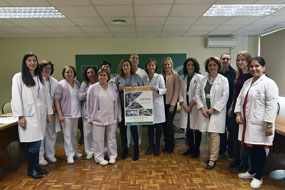 El hospital inicia las VI Jornadas de Hosteleria y Nutriciòn Hospitalaria