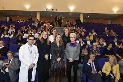 La consejera asiste a la jornada del Plan Integral de Oncología de Andalucía