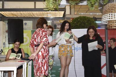 Ana Baena ganó el primer premio de la categoría B