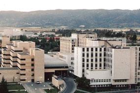 Imagen del Hospital Reina Sofía