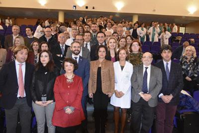 El hospital celebra el acto conmemorativo del 40 aniversario del primer trasplante