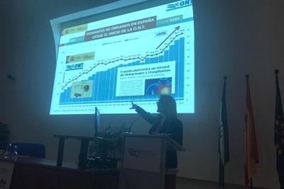 La directora de la ONT explica las claves del éxito del sistema español de trasplantes
