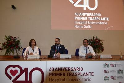 El coordinador autonómico de trasplantes clausura la jornada