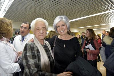 Profesionales jubiladas y vinculadas a los trasplantes también han asistido al encuentro