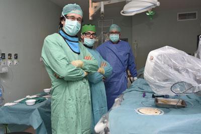 Los cardiólogos cordobeses son referentes en este tipo de abordaje