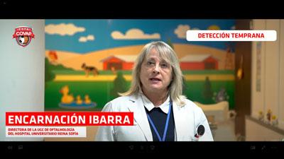 Encarnación Ibarra. Directora Unidad Oftalmologia