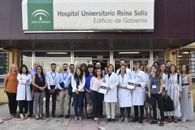 Reumatólogos del Hospital Reina Sofía forman a profesionales de Latinoamérica en el manejo de la espondiloartritis