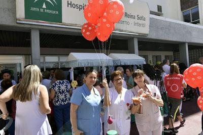 Profesionales del área pediátrica participan en el evento