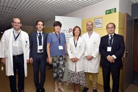Inauguracion encuentro pseudomixoma peritoneal