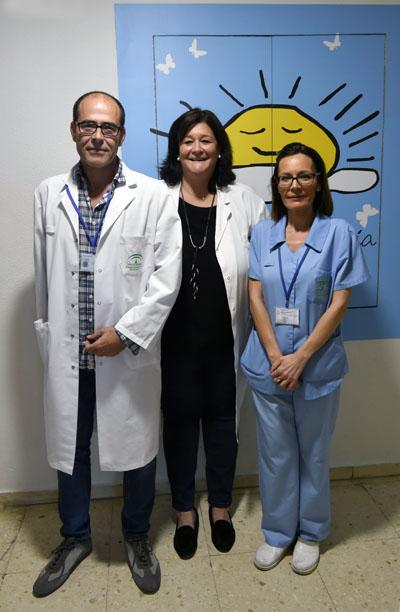 Profesionales de Enfermería que participan en el proyecto Tu Enfermera Online