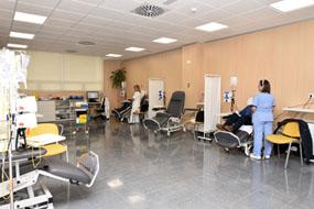El Hospital de Día de oncología médica comienza a funcionar