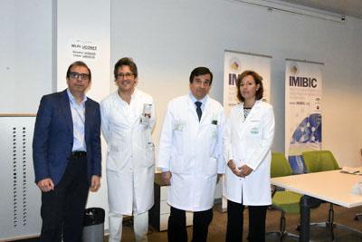 El Hospital y el IMIBIC presentan la jornada de investigación dirigida a pacientes oncológicos y familiares