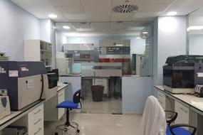 Laboratorio inmunología