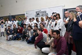 Investigadores, profesionales y pacientes se adhieren a la campaña Movember