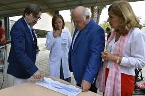 José Luís Gómez detalla las fases de ejecución del proyecto