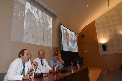 La unidad de Cardiología organiza un encuentro internacional sobre oclusiones coronarias