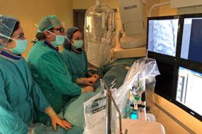 Especialistas del Hospital mejoran la atención a pacientes consíndrome coronario agudo