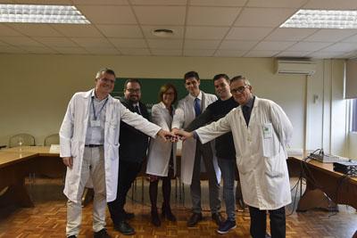 El Hospital Reina Sofía cuenta con la primera unidad de raquis de Andalucia