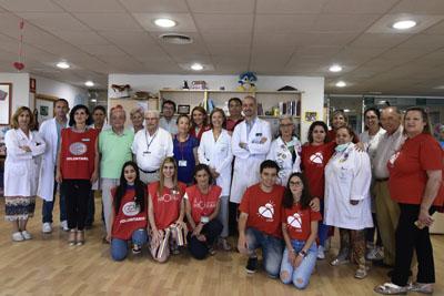 Voluntariado infantil Hospital Reina Sofía