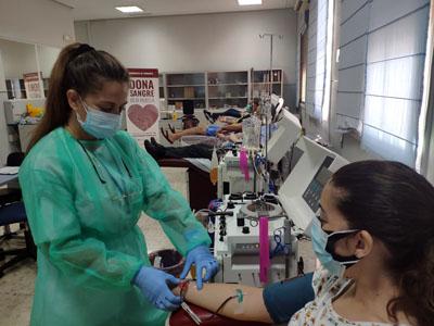 El CTTS organiza una campaña de donación de sangre