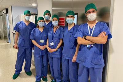 El hospital es el segundo centro de España en participar