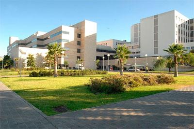 El hospital restringe algunos accesos