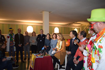 La delegada de Salud y Familias ha participado en la presentación