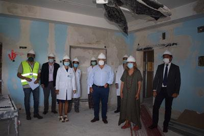La Junta de Andalucía invertirá en Córrdoba cerca de 8 millones para infraestructuras sanitarias