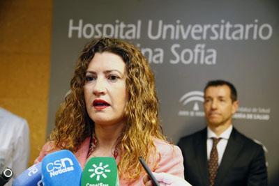 Laura Garófano periodista de El Mundo premio Luis Portero