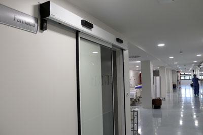 Farmacia dentro del bloque quirúrgico