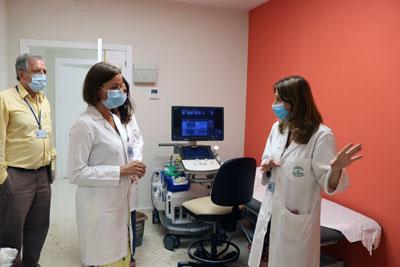 Se han realizado obras de reforma para incrementar el confort de pacientes y profesionales
