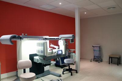 La mesa prona de biopsia incrementa la calidad y la comodidad de las pacientes