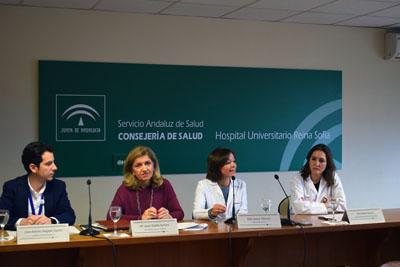 El hospital presenta el proyecto de trazabilidad del paciente quirúrgico MySphera