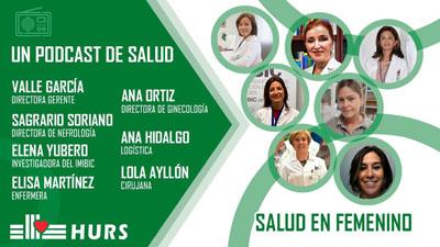 Imagen podcst Salud en femenino