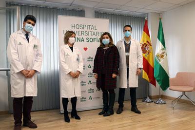 José María Dueñas, Valle García, María Jesús Botella y Javier Giménez Almenara