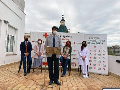 José María Dueñas expone la importancia de encontrar nuevos donantes
